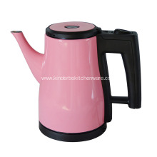 Mini 0.8L Electric Colorful Teapot Kettle